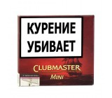 Сигариллы Clubmaster Mini Red (Vanilla) 10 шт